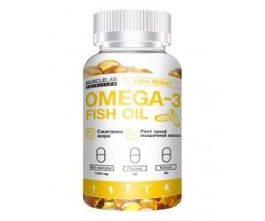 Omega – 3 Fish Oil (90 капсул)