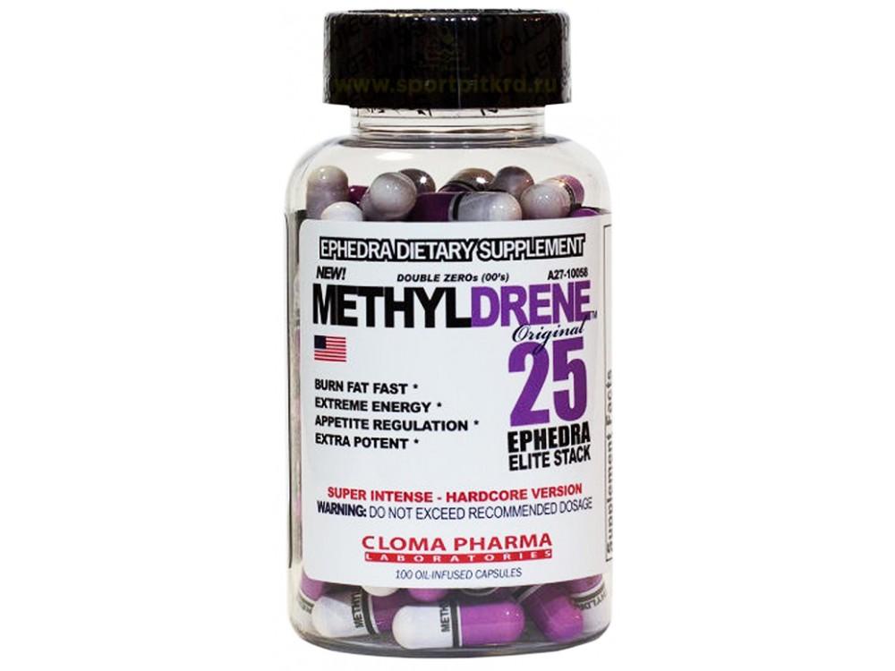 Methyldrene Elite 25 (100 капсул)