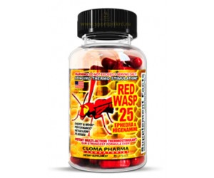 Red Wasp 25 (75 капсул)