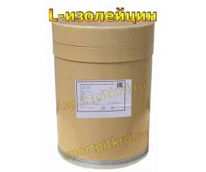 L-Изолейцин заводская бочка 25 кг