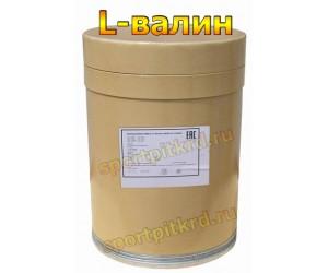 L-Валин заводская бочка 25 кг